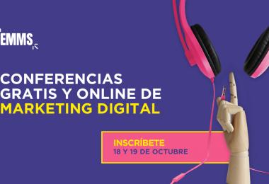Conferencias gratuitas de Marketing Digital