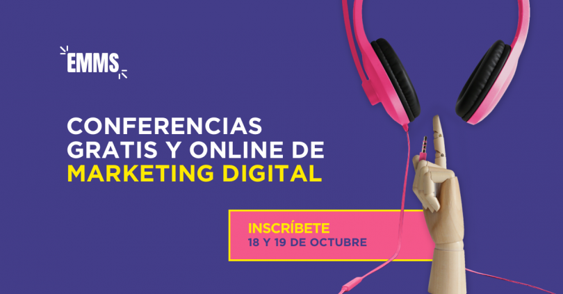 Conferencias gratuitas de Marketing Digital