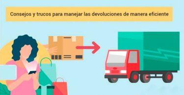 devolución de pedidos ecommerce logistica inversa