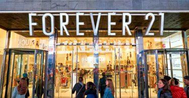 Forever 21 apuesta comercio electrónico