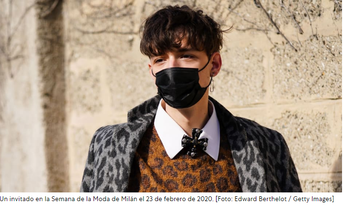 coronavirus afecta a la industria de la moda
