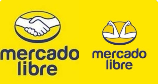 Nuevo logo Mercado Libre coronavirus