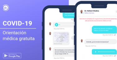 Smart Doctor app covid-19