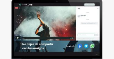 Joinuss Live streaming