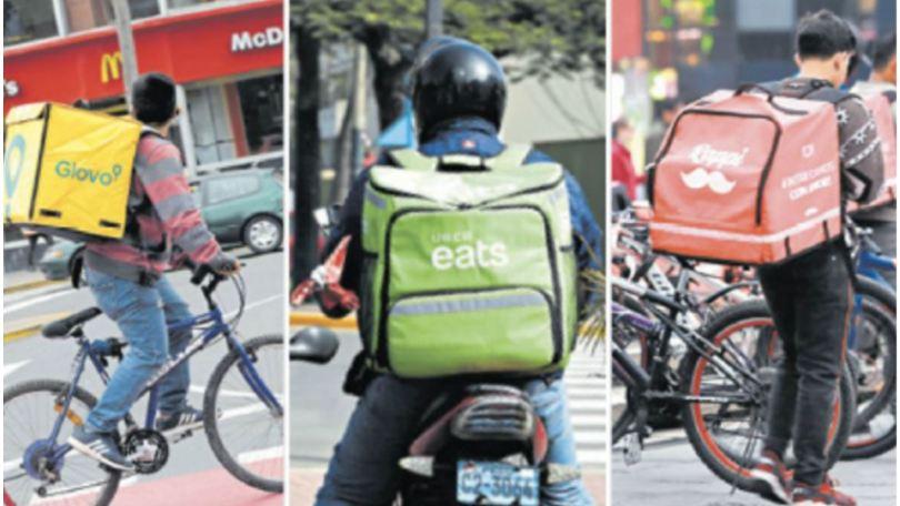 servicio delivery Perú