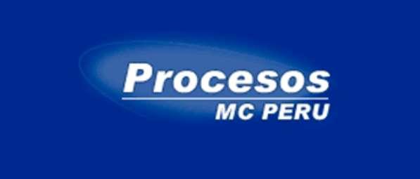 pasarela pagos Perú Procesos MC