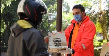 Rappi delivery gobierno Perú