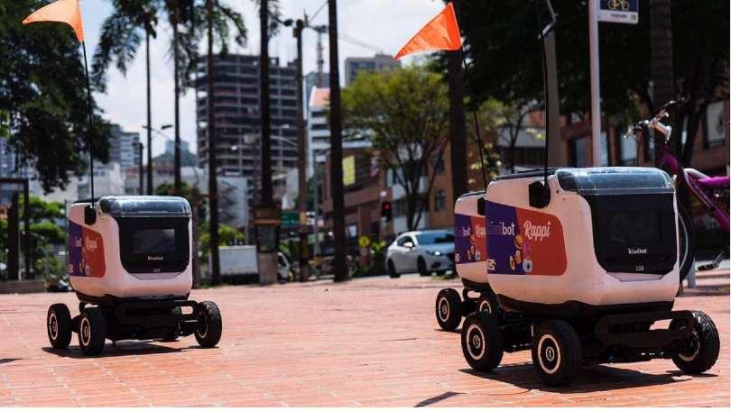 Rappi deliveryrobots