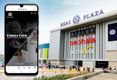 Real Plaza plataforma ecommerce