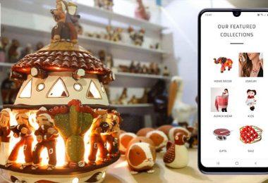 artesanía comercio electrónico Perú