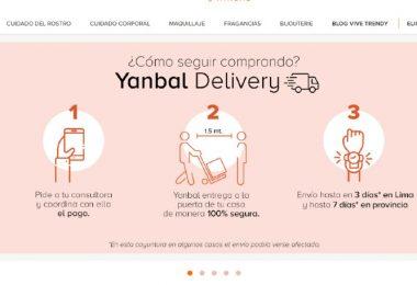 Yanbal tienda online