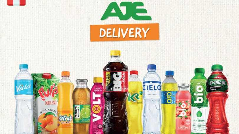 Comercio electrónico AJE