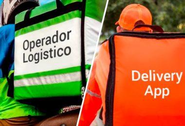 delivery vs operador logistico