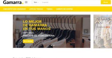 Gamarra.pe comercio electrónico