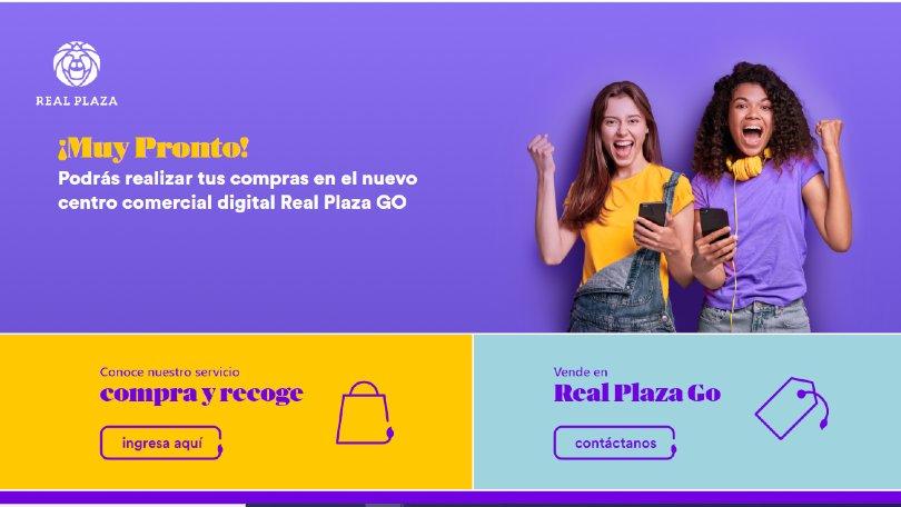 Real plaza ecommerce tienda online