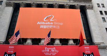 Alibaba Amazon Estados Unidos