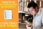 tramitar autorización comercio electrónico Perú
