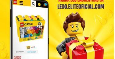 Lego tienda online ecommerce