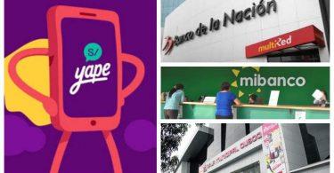 Yape Banco Perú