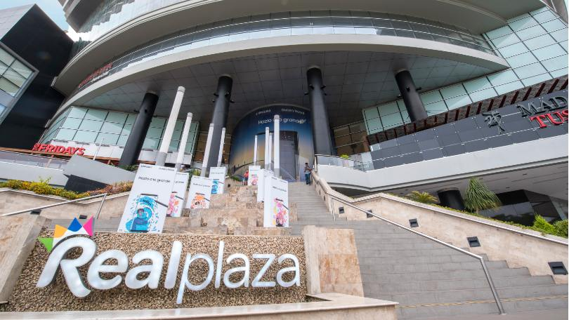 Real Plaza Salaverry software app