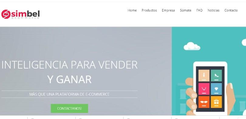 plataforma ecommerce Simbel ecommerce