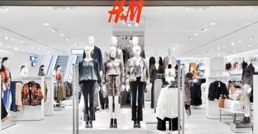 H&M Perú ecommerce