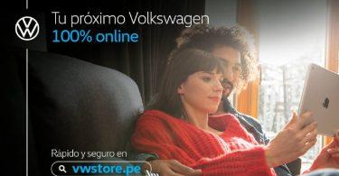 Volkswagen ecommerce Perú