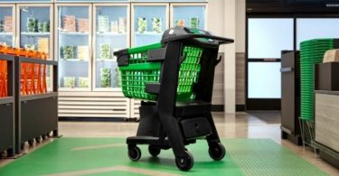 Amazon lanza Dash Carts