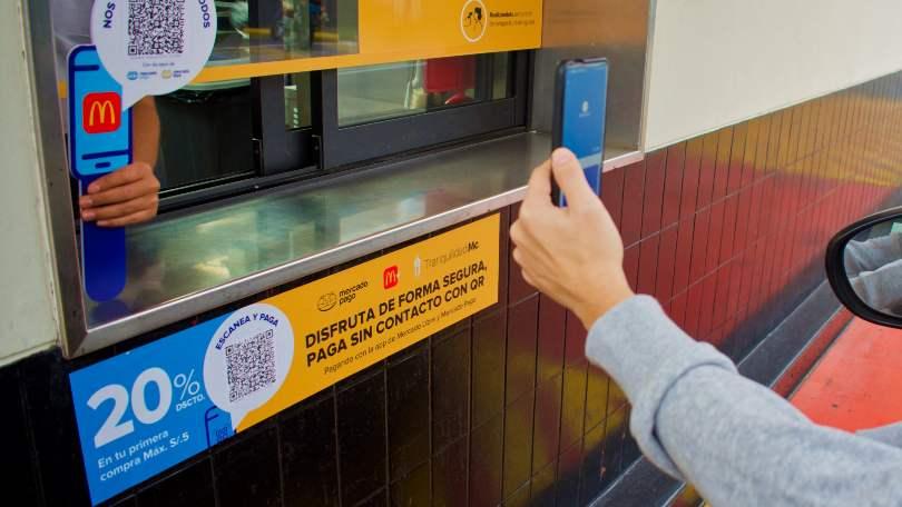 Código QR restaurantes Perú