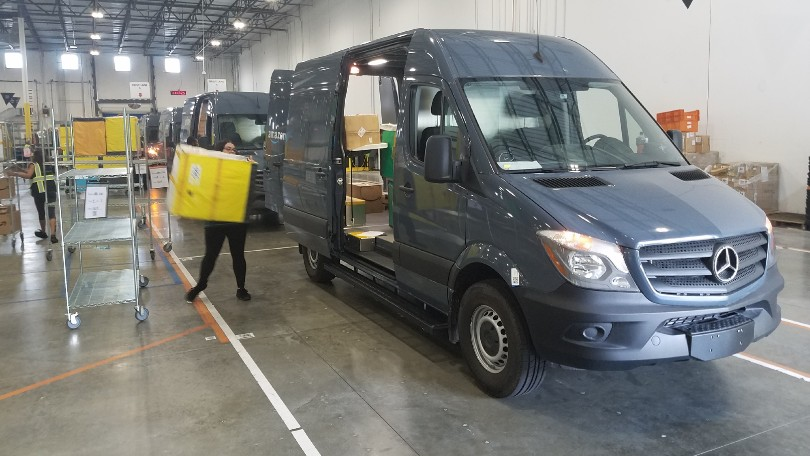 delivery peru vehiculos