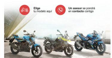 Suzuki Motos ecommerce