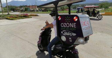 Peruanas crean primer sistema de delivery inocuo