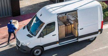 vehículos para delivery