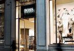 Hugo Boss comercio electrónico