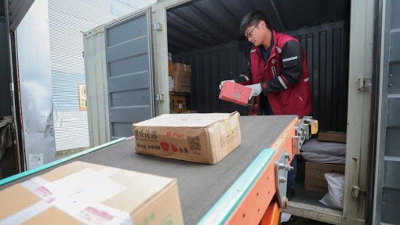 Cómo se desarrolla la logistica en China y por qué es la más veloz