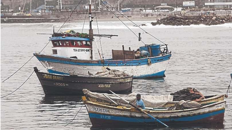 pesca comercio electrónico Perú