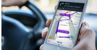 Waze ecommerce aplicación