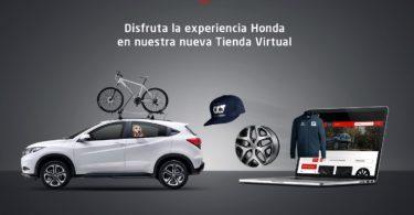 Honda tienda virtual