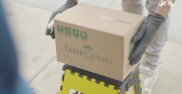 Faber-Castell delivery