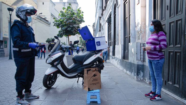 Bibliotecas delivery Lima