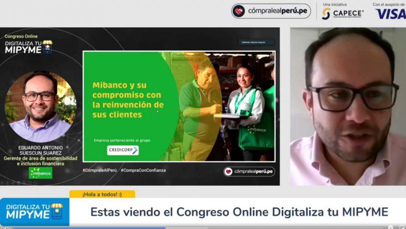 Mibanco transformación digital