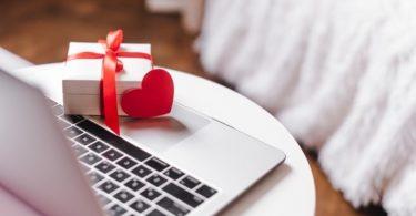 San Valentín pedidos online
