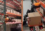 Robot almacén