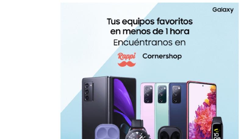 Samsung Rappi