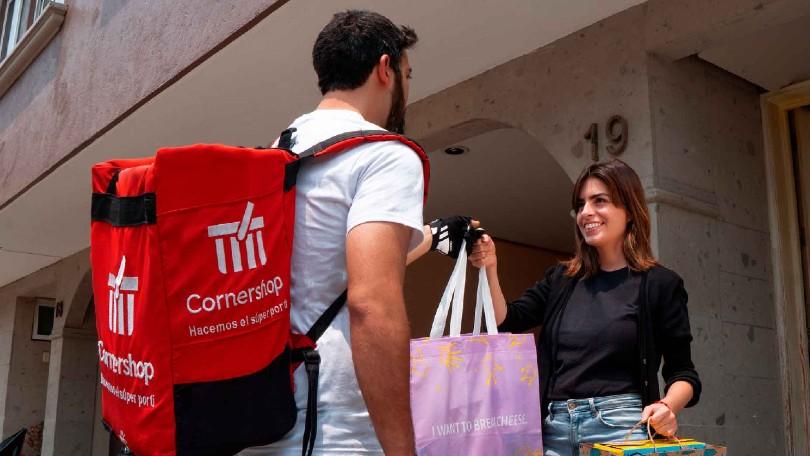 Cornershop envíos Perú
