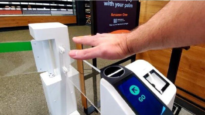 Amazon one pagos supermercados