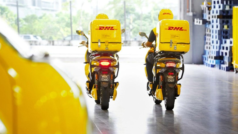 DHL comercio electrónico