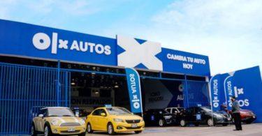OLX Autos tienda física