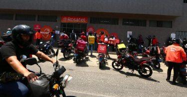 Rosatel delivery Perú