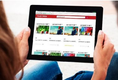 televisores ecommerce Perú